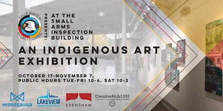 Indigenous Art Exhibition tickets