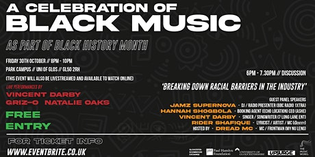 A Celebration of Black Music tickets