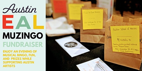Austin EAL Muzingo Fundraiser tickets