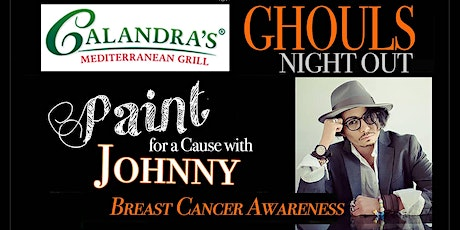Paint for a Cause with *Johnny Depp tickets