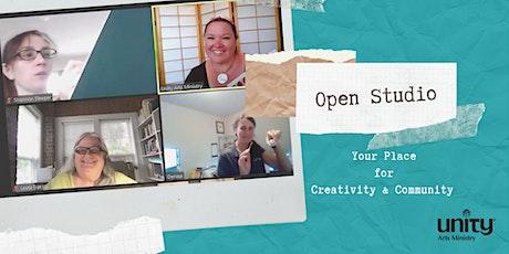 Open Studio tickets
