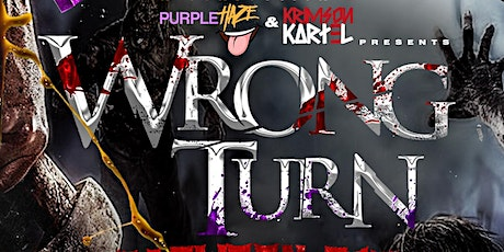 """Wrong Turn"" Halloween Party tickets"