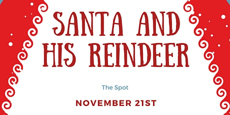 Santa & His Reindeer tickets