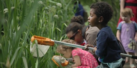 London Rivers Week Family Fun at Woodberry Wetlands tickets