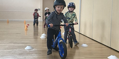 Balance Bike Course (Sat 7th 14th, 21st, 28th Nov) - 1.30-2.20pm tickets