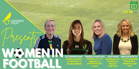 Women In Football Q & A tickets