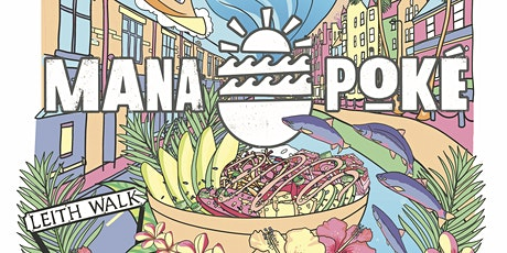 Mana Poke pop-up in Leith tickets