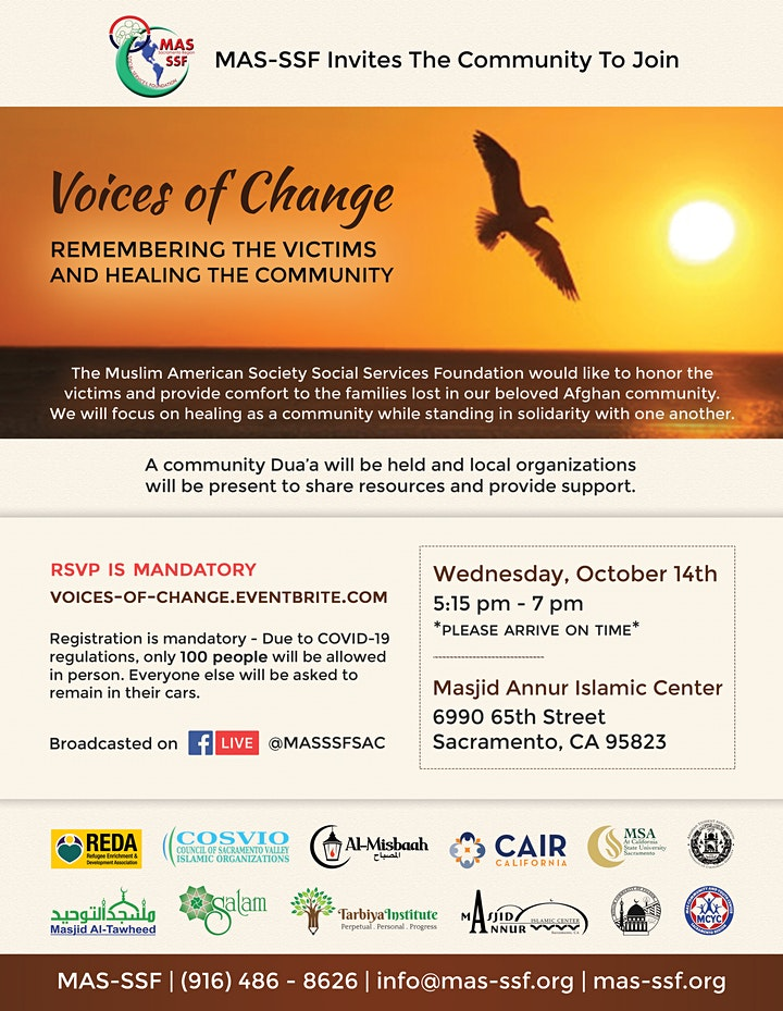 VOICES OF CHANGE image