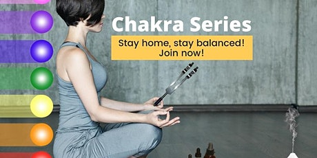 Chakra Series  to Heal Your Energy Centers and Your Bladder! tickets