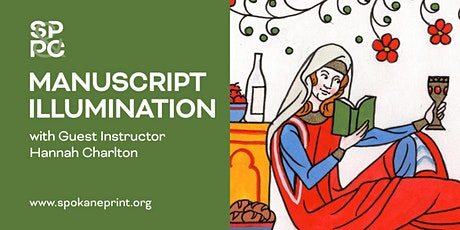 Manuscript Illumination with Guest Instructor Hannah Charlton tickets