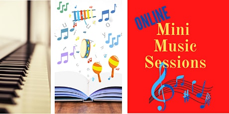 Mini Music Sessions tickets