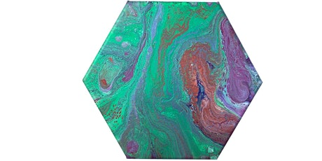 Acrylic Pour Painting for Children 20201107 tickets