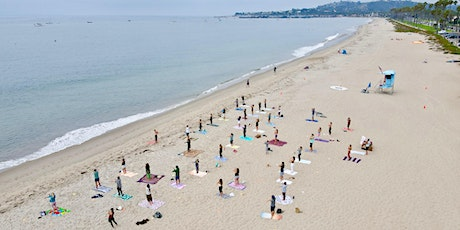 Beach Yoga: Sat/Sun tickets