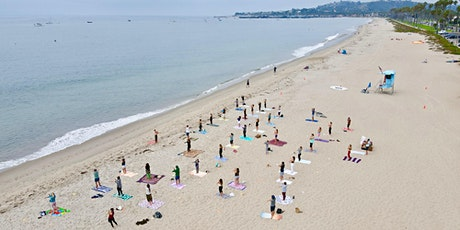 Beach Yoga tickets