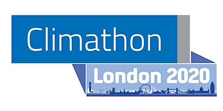 London Climathon 2020 tickets
