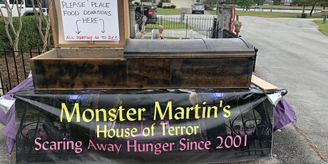 Monster Martin's House of Terror 2020 tickets