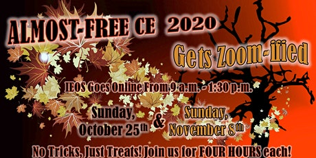 IEOS Virtual AFCE November Only tickets