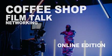 Coffee Shop Film Talk [Film Networking] tickets