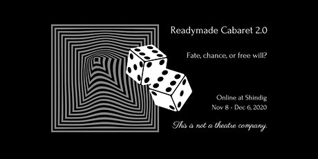 Readymade Cabaret 2.0 tickets