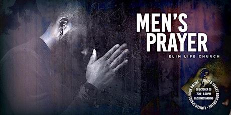 Sharpen Men's Prayer | Wednesday 28 October |7:30pm tickets