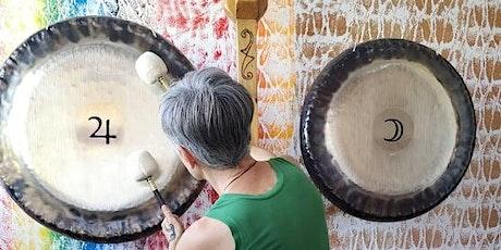 Gong Sacred Sound Bath Meditation tickets