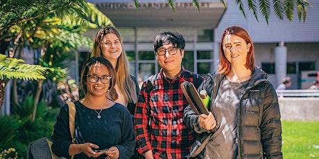 Postgraduate options for BEd TESOL students | Information Webinar tickets