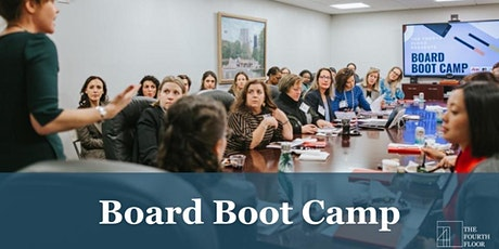 Board Boot Camp: How to get on a board or form an ideal advisory board- TFF tickets