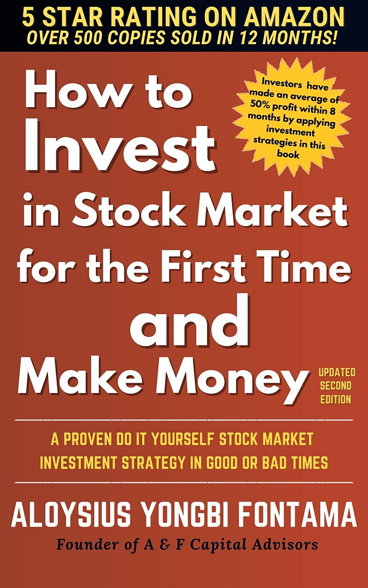 How to invest in the stock market for the first time and make money image