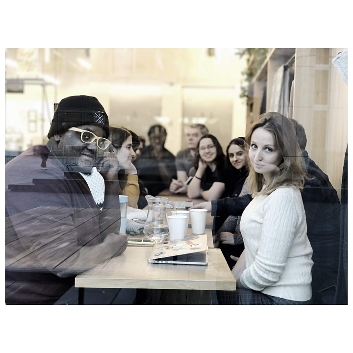 Coffee Shop Film Talk [Film Networking] image