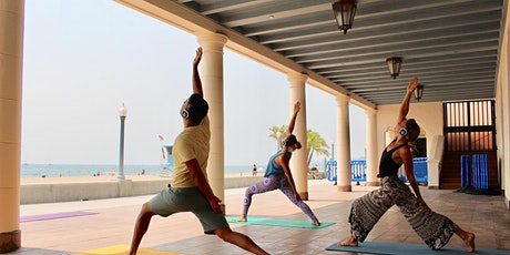 Yoga at the Pavilion: Tues/Thurs 6pm tickets