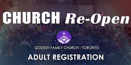 QFC Toronto - Sunday Service - October 25, 2020 tickets
