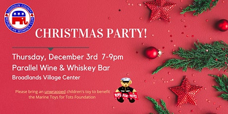 LCRWC Christmas Party! tickets
