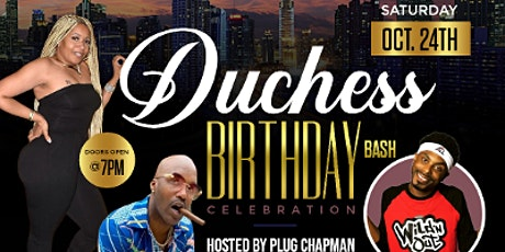 Duchess Birthday Bash tickets