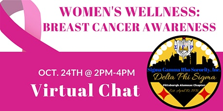 Women's Wellness: Breast Cancer Chat tickets