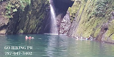 Caminata de aventura al Cañón San Cristóbal Barranquitas tickets