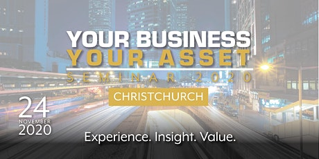 "The ""Your Business Your Asset""  Seminar tickets"