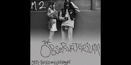 The Observatorium tickets