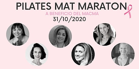 Pilates Mat Maraton por el Cancer de Mama tickets