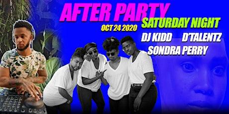 D'TALENTZ THE SECRET GARDEN AFTER PARTY FT. DJ KIDD & MORE tickets