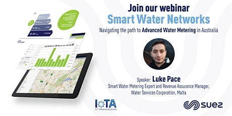 Smart Water Networks: Navigating the Path to Advanced Water Metering in AUS tickets