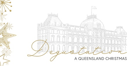Degustation Dinner: Christmas at Parliament House tickets