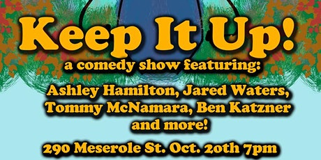 Keep it Up Comedy tickets