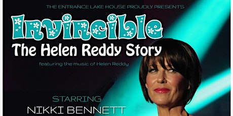 INVINCIBLE - The Helen Reddy Story tickets
