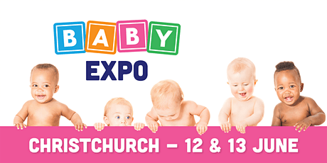 Christchurch Baby Expo 2021 tickets