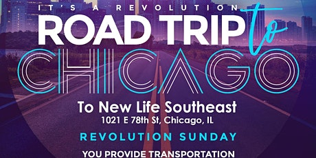 Revolution Road Trip to New Life Covenant Southeast tickets