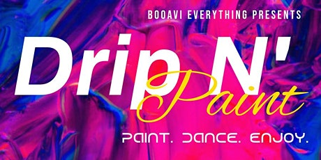 Drip N' Paint tickets