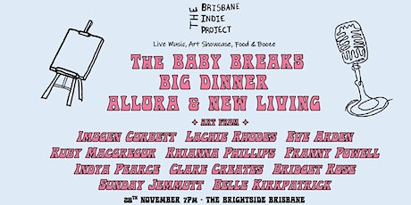 The Brisbane Indie Project tickets