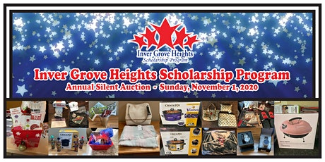 Inver Grove Heights Scholarship Program Annual Silent Auction Fundraiser tickets