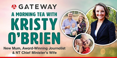 A Morning Tea with Kristy O'Brien tickets