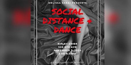 Social Distance & ... DANCE tickets